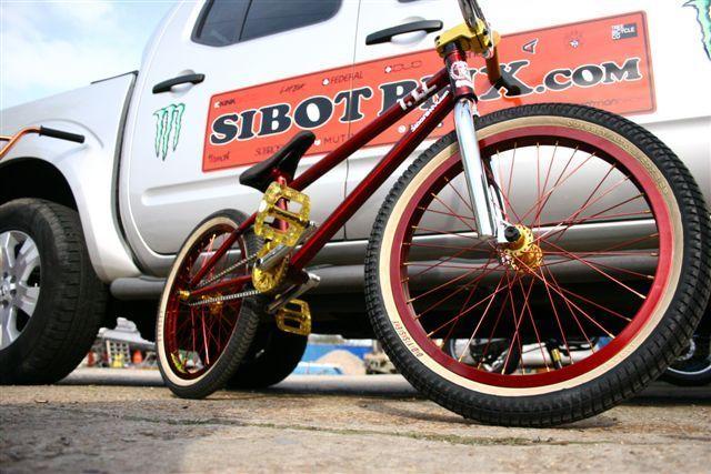 Make Your Own Custom Bmx Bike